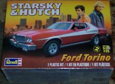 Revell Monogram Starsky & Hutch Ford Torino Model Kit 1/25