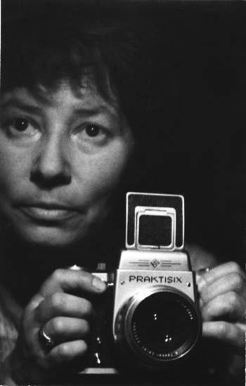 Zofia Rydet - autoportret (1911 - 1997) Polska