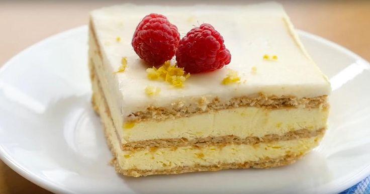 Ne laissez pas cette recette vous filer entre les mains! Un gâteau que toute la famille va adorer !