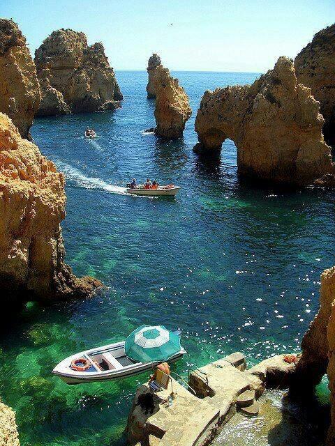 Algarve Coast, Potugal
