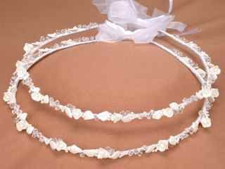 Beautiful Stefana found at Crosses Plus (Model CP-305) stefana greek wedding crowns