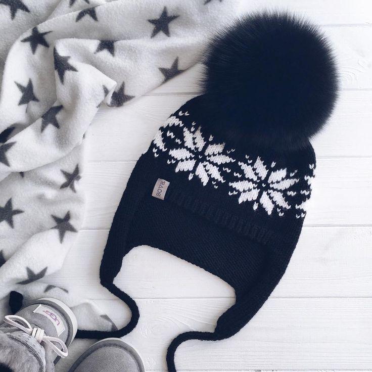 """доброе утро, любимые☕️☕️ наша """"скандинавская звёздочка"""" эта шапочка своим волшебством переносит меня на детские горки где все кубарем вниз, где звонкий счастливый детский смех где санки, ножки, шапки, детки - всё один хохочущий комочек где горячее какао из термоса на морозе ☕️❄️❄️ и самое дорогое...мамочка, я тебя люблю❤️ слышите хруст снега под ножками? зима...❄️❄️❄️❄️ А ещё...мы соскучились Может эфирчик завтра в часиков 10 вечера,а?  заварим чаёчек..."""
