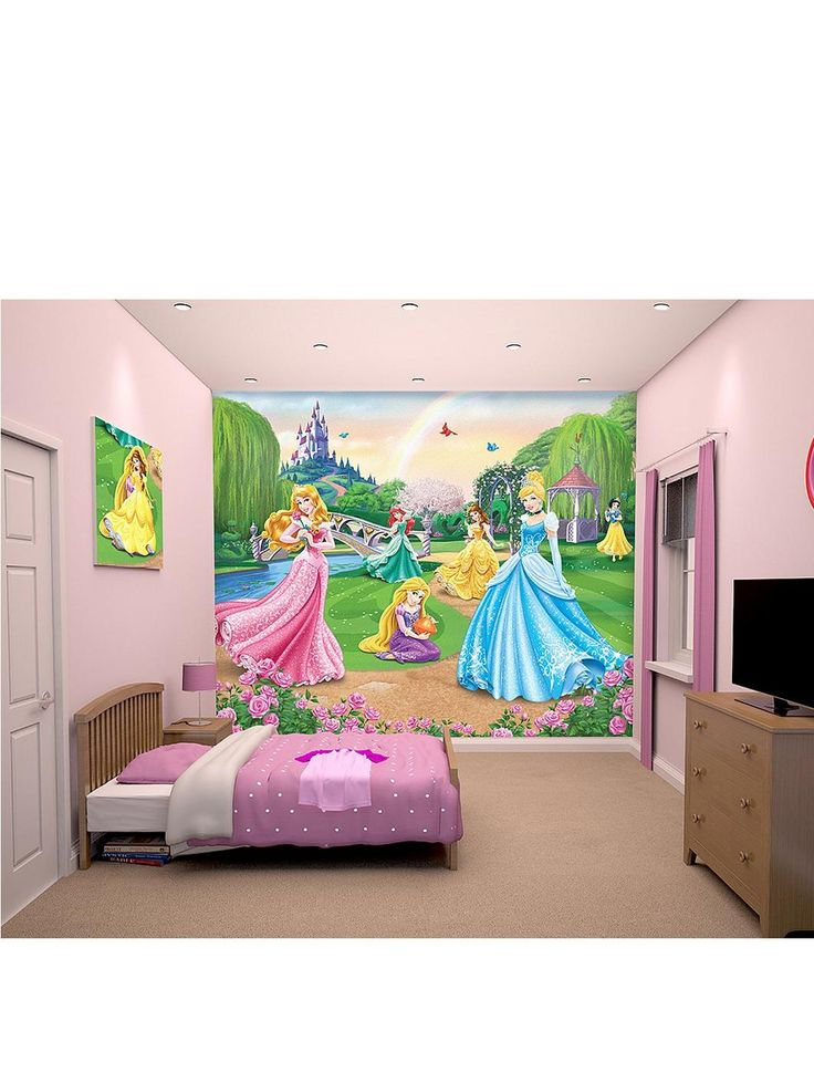 Walltastic Princess Wall Murals, http://www.very.co.uk/disney-princess-walltastic-princess-wall-murals/1365020619.prd