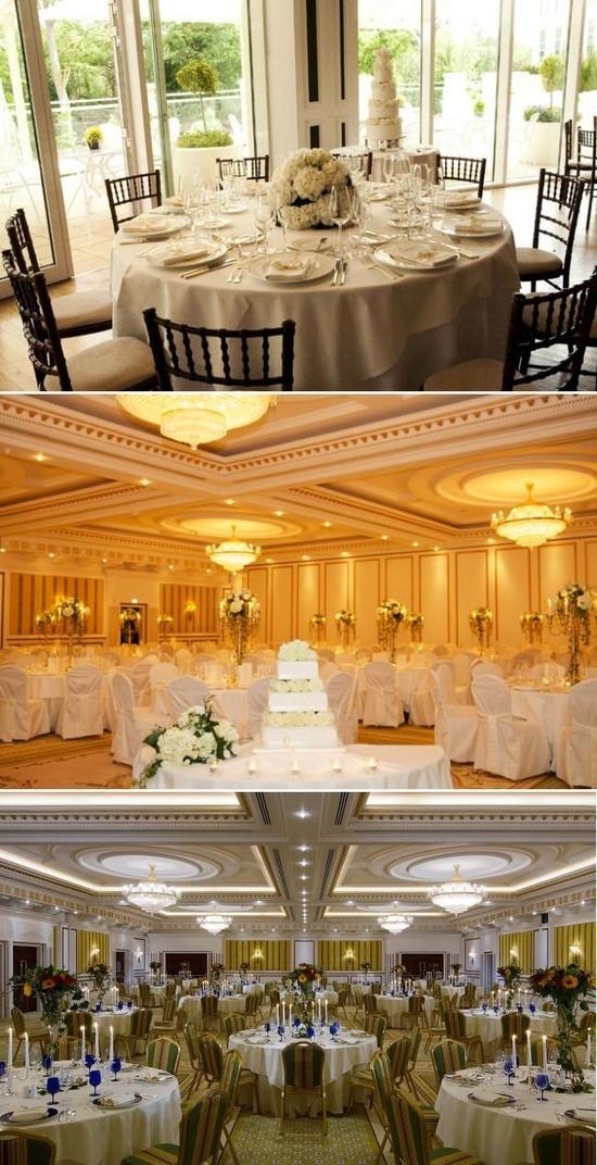 A wedding venue in Dublin still that