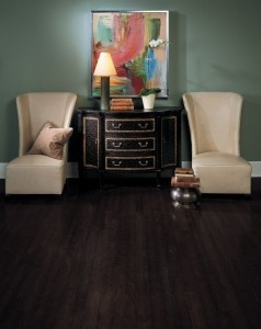 Dark birch hardwood flooring in westchester NY