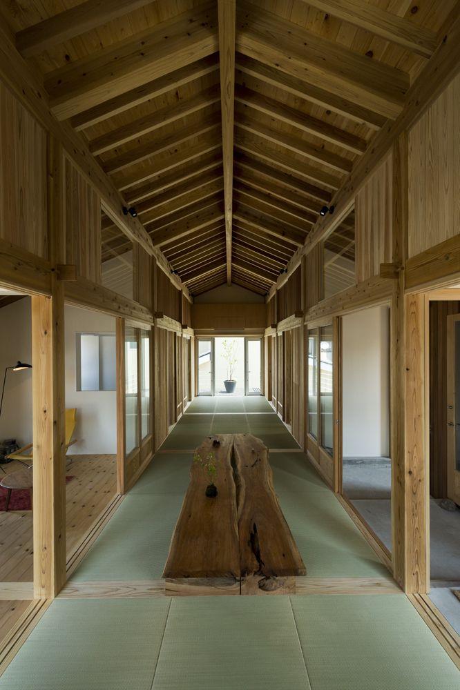 Inari House / TOKMOTO architectures room