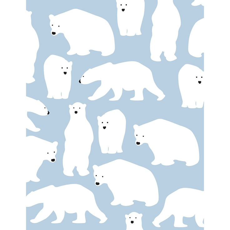 Polar bears will cover their black nose with their paw to disguise themselves more completely during a hunt.