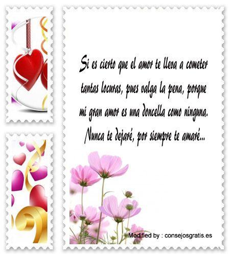 enviar mensajes de amor para mi novio con imàgenes,palabras y tarjetas de amor para mi novio: http://www.consejosgratis.es/palabras-de-union-con-la-pareja/