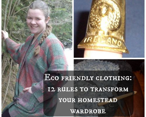 Eco Friendly clothing info http://www.votrebellevie.com/