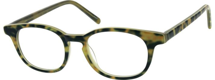 Glasses Zenni Optical Good : Acetate Full-Rim Frame 105724 Models, Sunglasses and Glasses