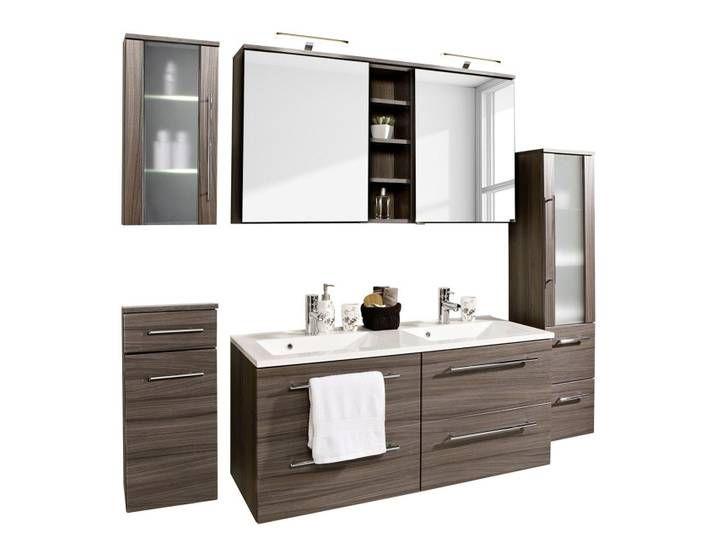 Waschtisch Set Gali 5 Teilig Braun Badezimmer Badezimmermobel Bathroom Bathroomdesign Bathroomfurniture Einr Waschtisch Badezimmer Mobel Waschtisch Set