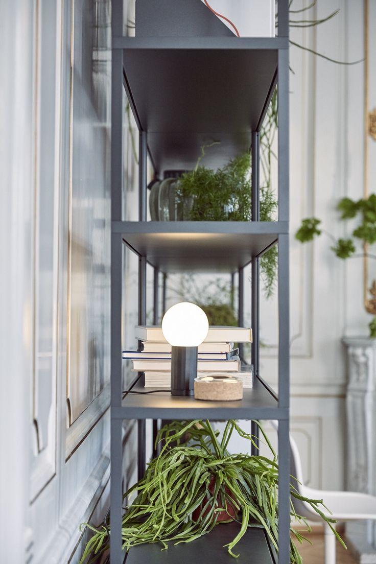 Turn On light on the New Order shelf