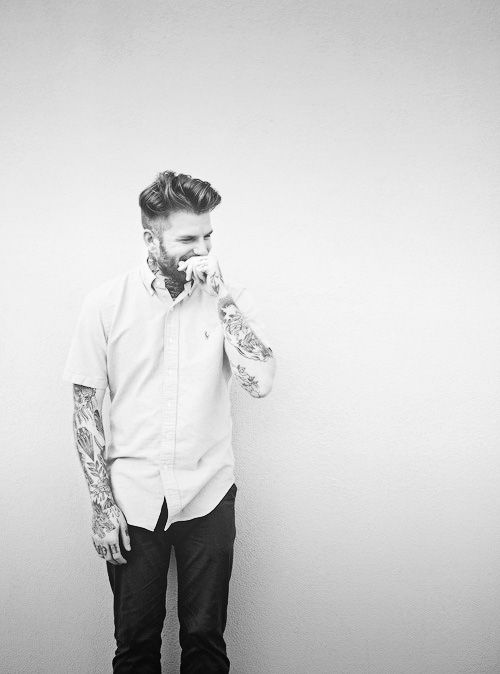 Mod Boys – 22 Homens tatuados que vão te conquistar