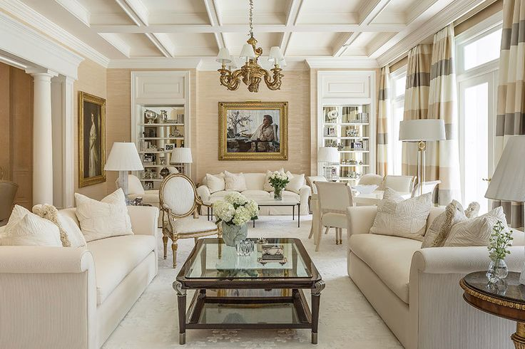 Get the Look: An Elegant and Classy Living Room: http://www.deringhall.com/daily-features/contributors/dering-hall/get-the-look-an-elegant-and-classy-living-room