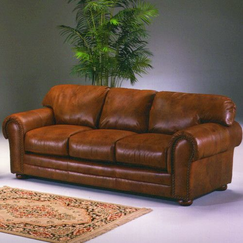 Found It At Wayfair   Winchester Chyenne Leather Sleeper Sofa
