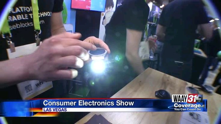 What inventors brought to CES this year #jade of #naturalrecordsstudios is featured ABC News