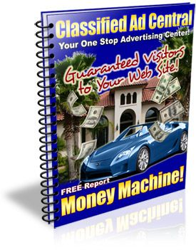 Free Money Machine Report!
