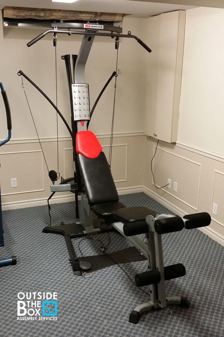 The Bowflex Home Gym No Equipment Workout Bowflex Home Gym