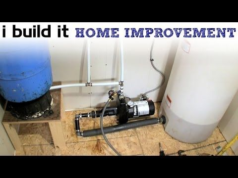 (1) Well Water Aeration Treatment - YouTube