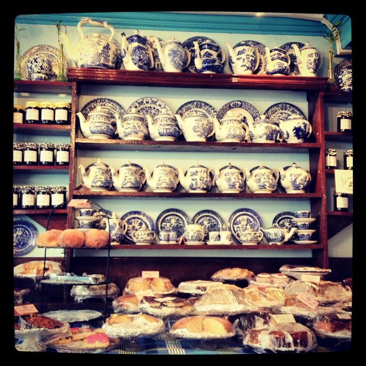 """The mock turtle tea shop"", Brighton"