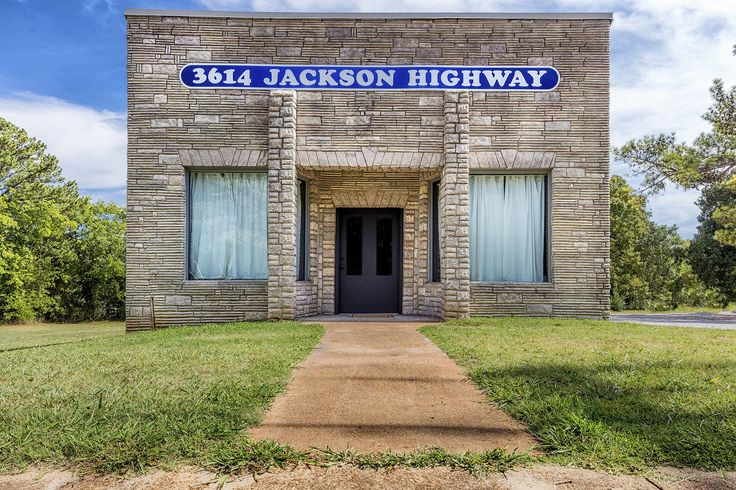This Sept. 20, 2016 photo released by the Alabama Tourism Department, shows the renovated Muscle Shoals Sound Studio in Sheffield, Ala. Once used by recording artists including the Rolling Stones and Bob Dylan, the studio is reopening for tours in January and has been named Alabama's top tourist attraction for 2017. (Art Meripol/Alabama Tourism Department via AP)