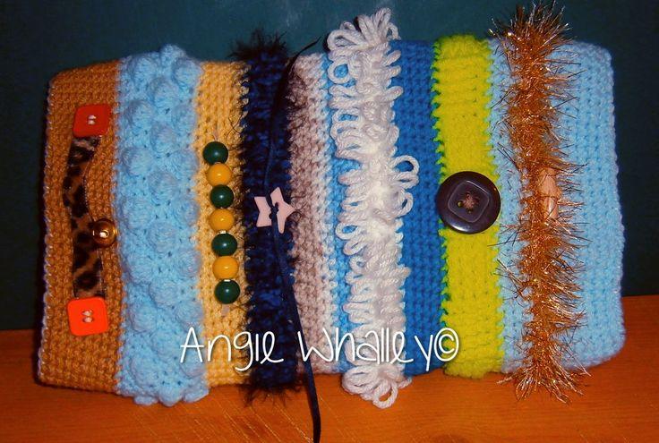 2nd Crocheted Twiddlemuff :)