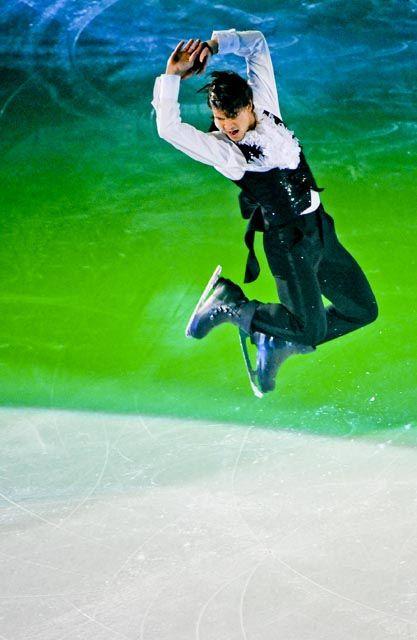 Stéphane Lambiel Art on ice 2009