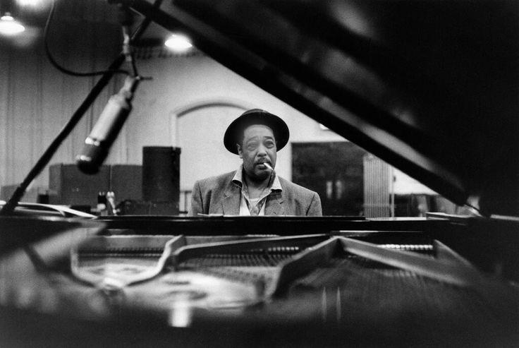 Mon attitude est de ne jamais être satisfaite, jamais assez, jamais. » Duke Ellington.