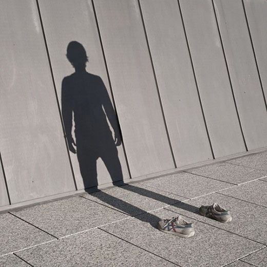 Forced Perspective Photography - Series featuring an invisible man by Pol Úbeda Hervàs