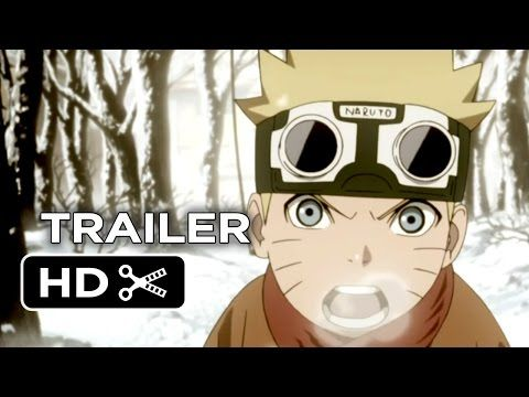 The Last: Naruto the Movie Official US Release Trailer (2015) - Anime Action Adventure HD - YouTube