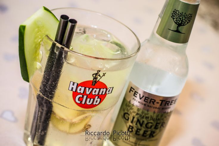 Moscow Mule Ginger Fever Tree