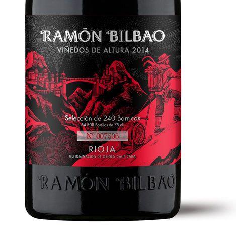 Bodegas Ramón Bilbao renovó la imagen de su marca 'Ramón Bilbao Viñedos de Altura'