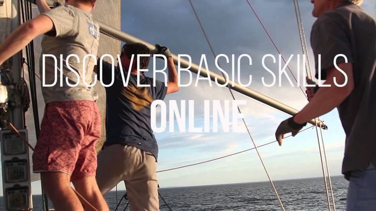 Become a sailor: Learn to sail online with theory sailing courses