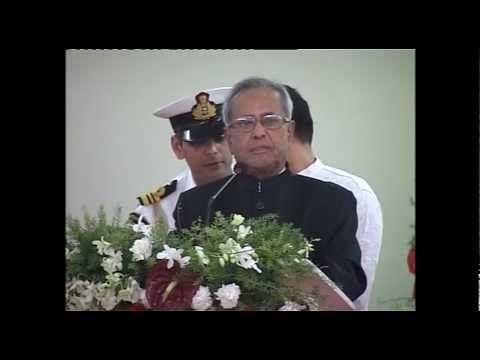 ISKCON NVCC, Pune Temple Inauguration Video, Chief Guest Shri Pranab Mukherjee (The President of India)