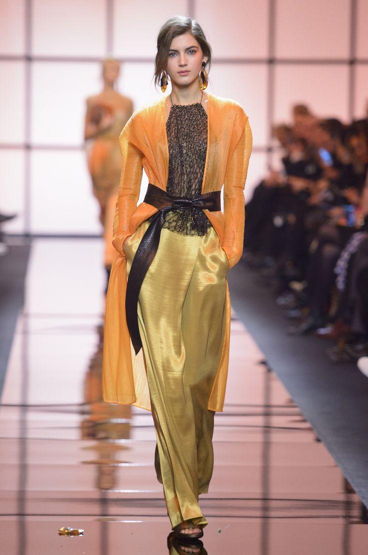 Armani Privé Couture Spring/Summer 2017