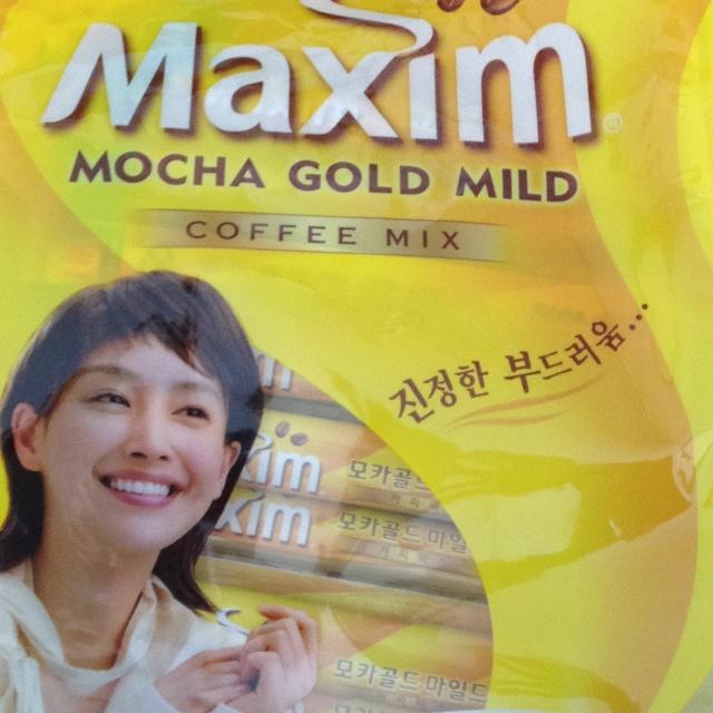 Korean coffee MmmMmm