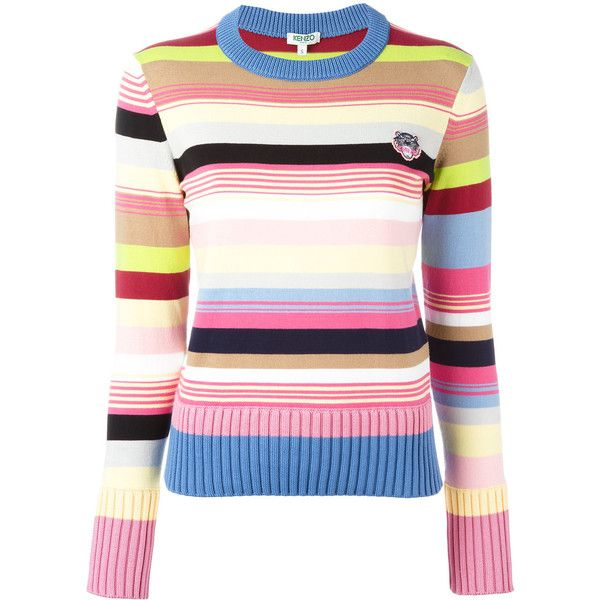 Kenzo Mini Tiger jumper (7.810.450 VND) ❤ liked on Polyvore featuring tops, sweaters, kenzo top, mini sweater, pink sweater, jumper top and kenzo jumper