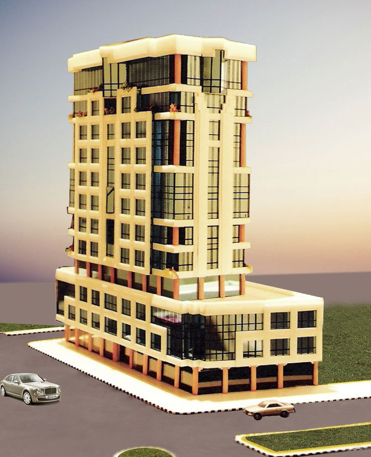 ARK - KASSAM | Architectural & Engineering Consultations | Projects | Office Building