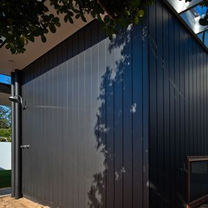 Cladding and eaves