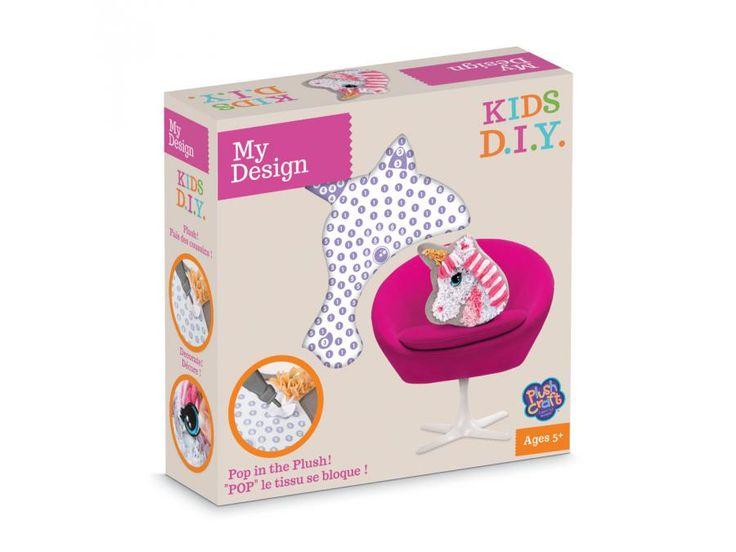 Orb factory - My Design Licorne Pillow #orbfactory #licorne #enfants #mydesign #cadeauxdenoel #cadeauxnoel