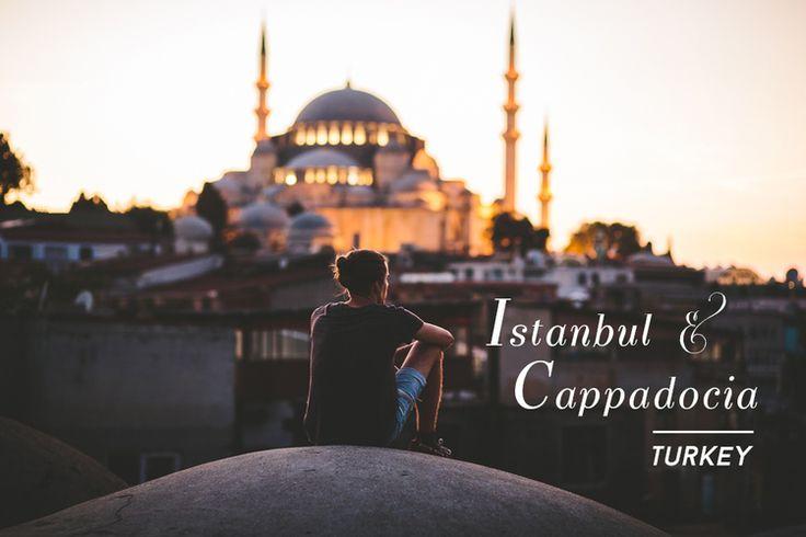 Istanbul und Kappadokien, Türkei / Florian Schmitt — Fernwehosophy