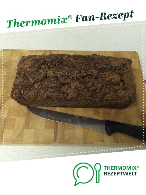 Schoko Zucchini Kuchen Vegan Rezept In 2018 Thermofred Pinterest