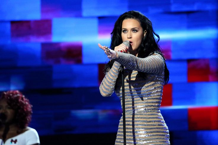 Katy Perry – Singer, Songwriter – Biography