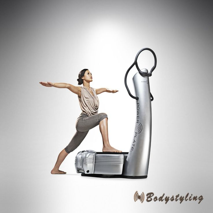 Power Plate Action2 Fitness Baden