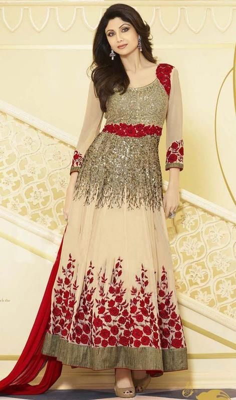 Newly Fresh Indian Shilpa Shetty Dresses collection