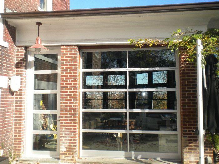 26 Best Store Front Combos Images On Pinterest Glass Garage Door