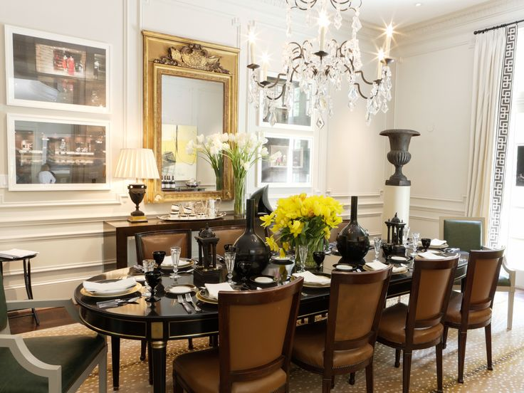 27 Beautiful Dining Rooms That Will Make Your Jaw Drop. Best 25  Formal dining decor ideas on Pinterest   Formal dinning