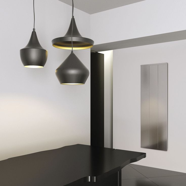 Горячая вода радиатор / электрический / алюминий / оригинальный дизайн CORAL SCIROCCO H