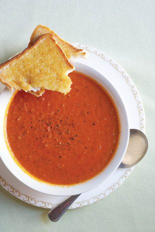 Tamatie-roomsop | SARIE | Cream of tomato soup
