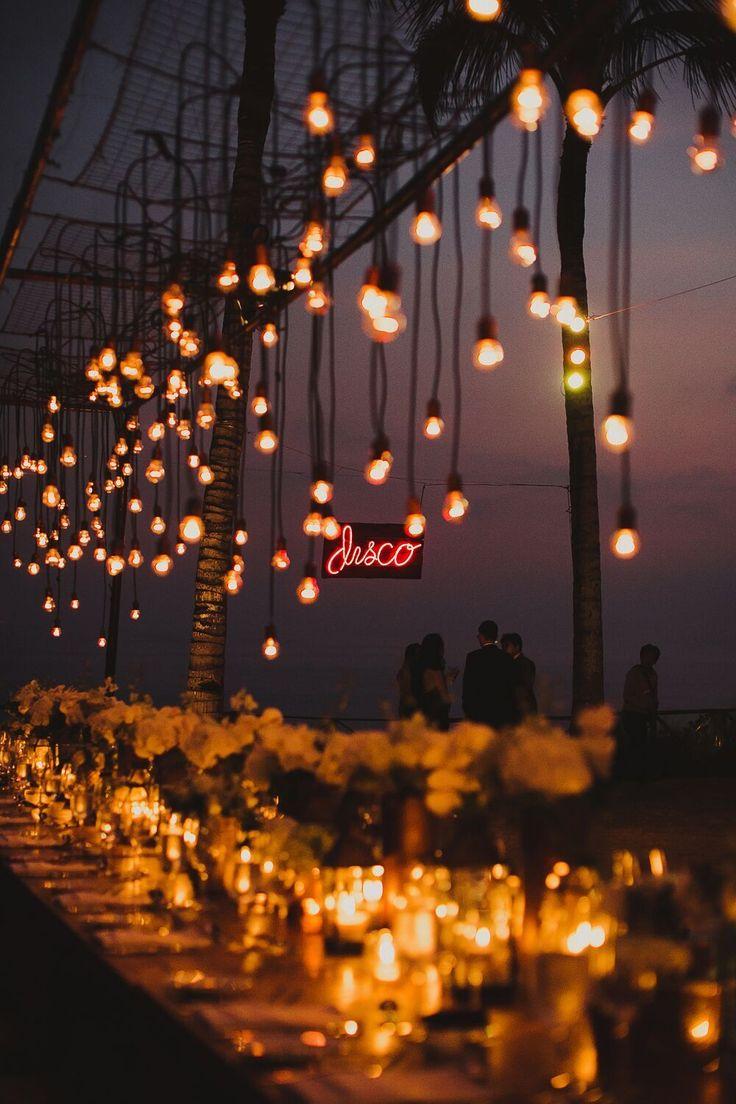 284 best bali wedding inspo images on pinterest tropical your bali wedding bali event hire wedding planners reception hanging lights junglespirit Image collections